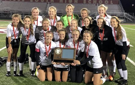 Trojan girls soccer team finish runners up in section
