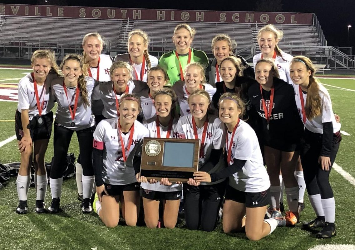 Trojans finish as runner ups in Section 1AA soccer. Congratulations on a great season!