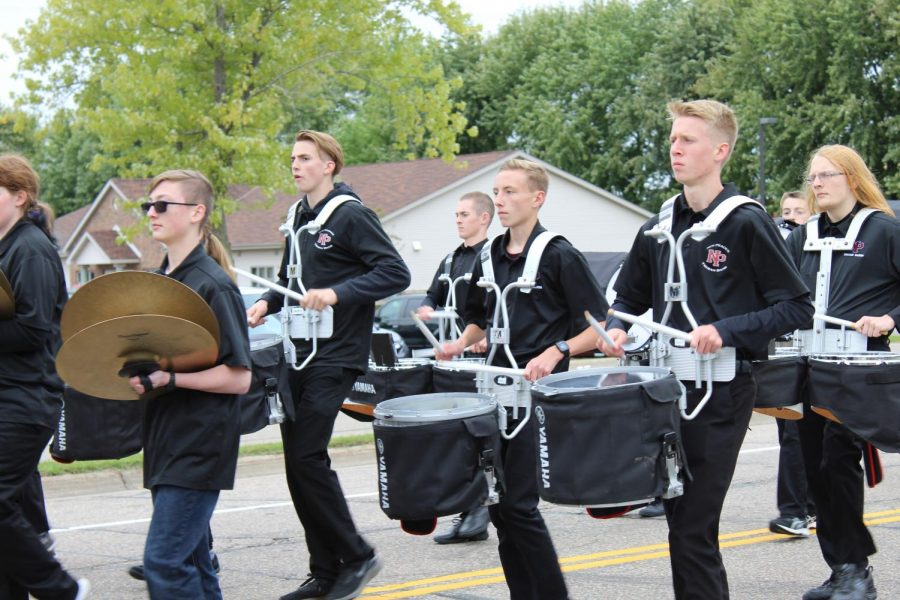 NPHS Band