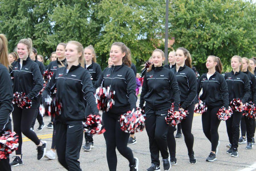 Fall Dance Team