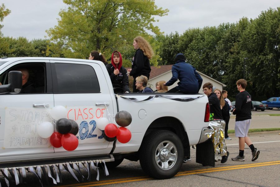 Class of 2023 Float