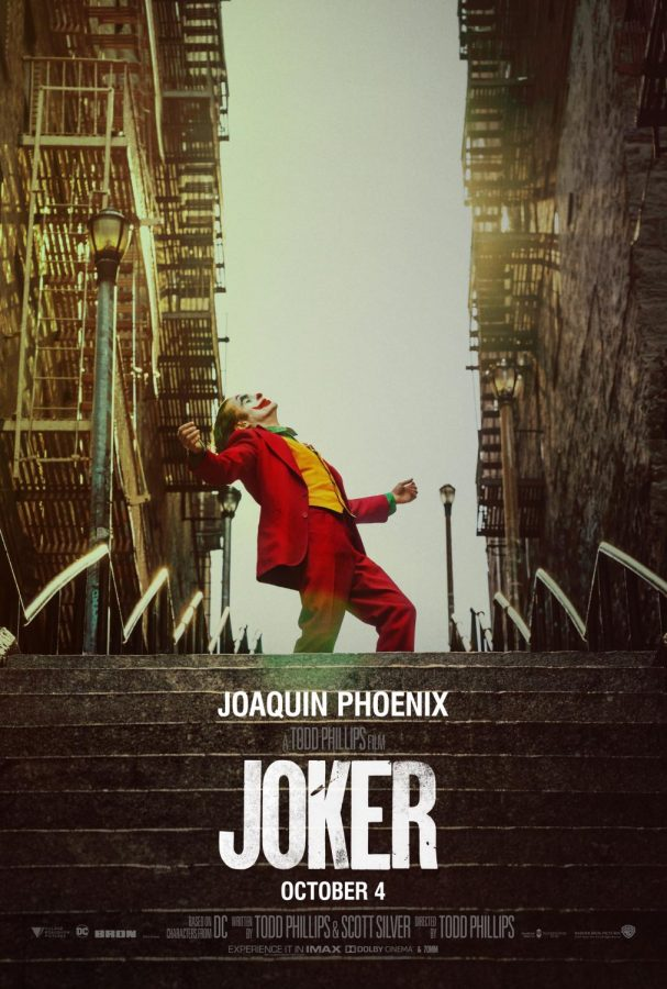 Joker: In Theaters Now