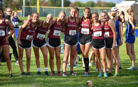 Cross Country Running wrap up 2019
