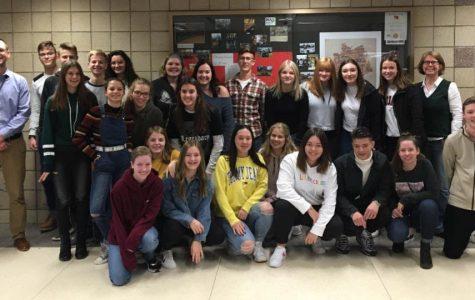 New Prague veranstalten Deutsch Schüler