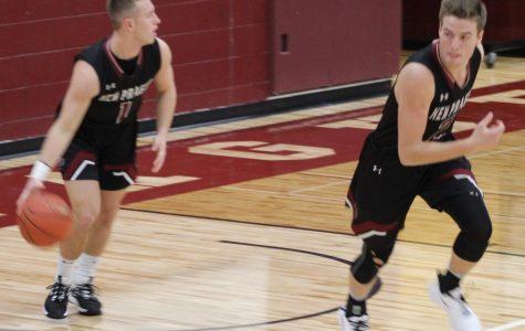 Boys basketball defeats Bloomington Jefferson