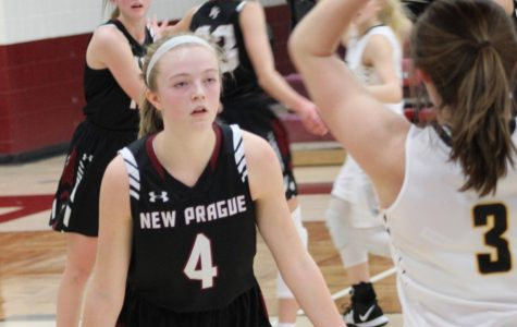 Girls basketball team clinches WCC title