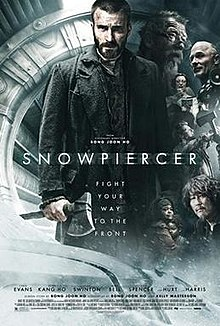 Snowpiercer is a socio-political commentary on classism and global warming's environmental doomsday.