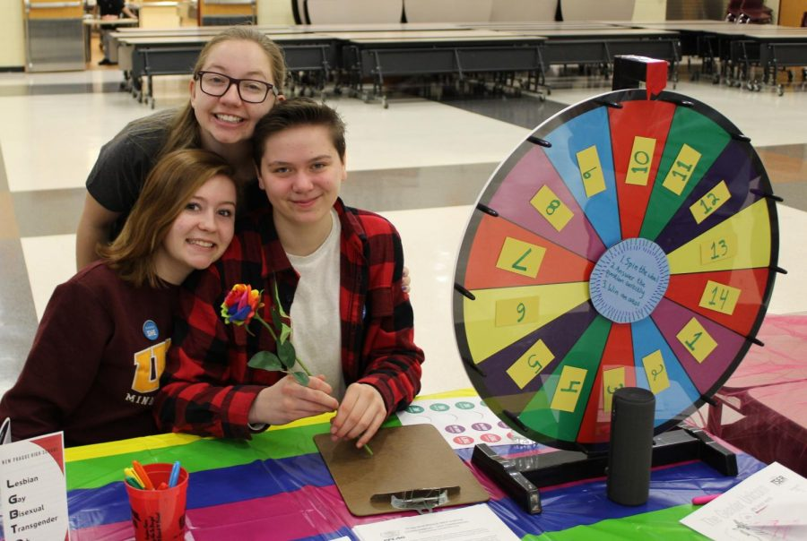 What do you know about the LGBT community?  Spin to win.