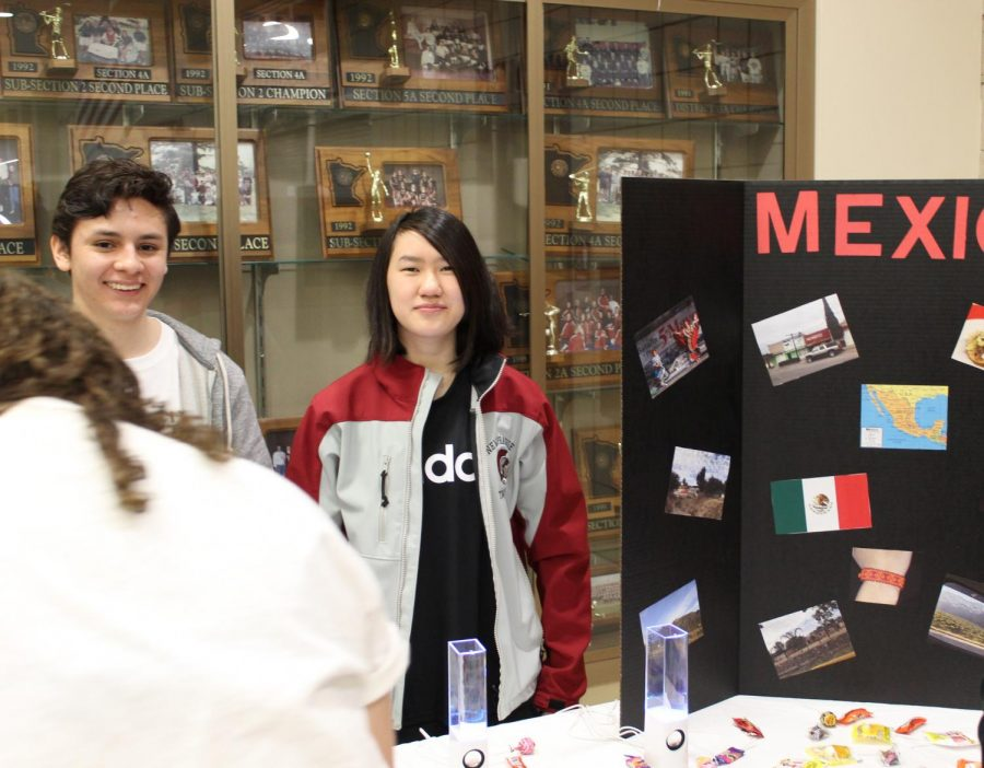 Mexican Exchange Student Kahim Perez shares what life is like in his own country.