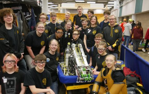 Robotics team competes in Duluth
