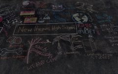 Chalk Inspiration by Lily and Lauren Moravchik. Click on the picture for a larger view.
