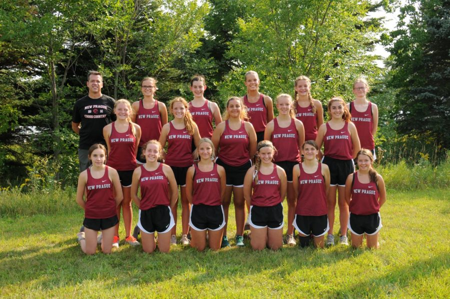 2020 NP Girls Cross Country