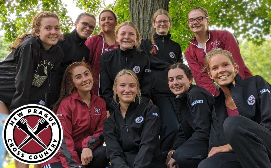 2020 NP Girls at Delano