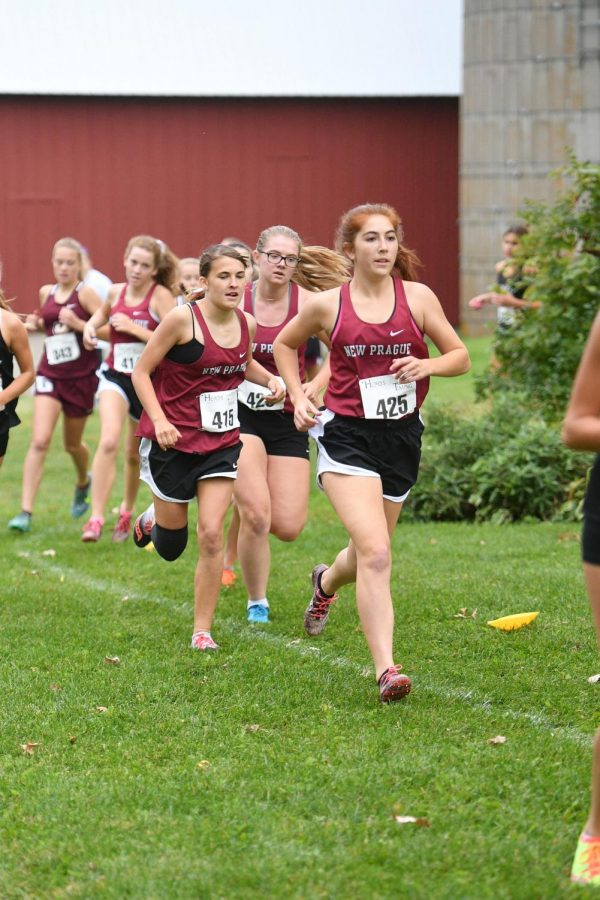 Boys and Girls Cross Country Running season wrap up