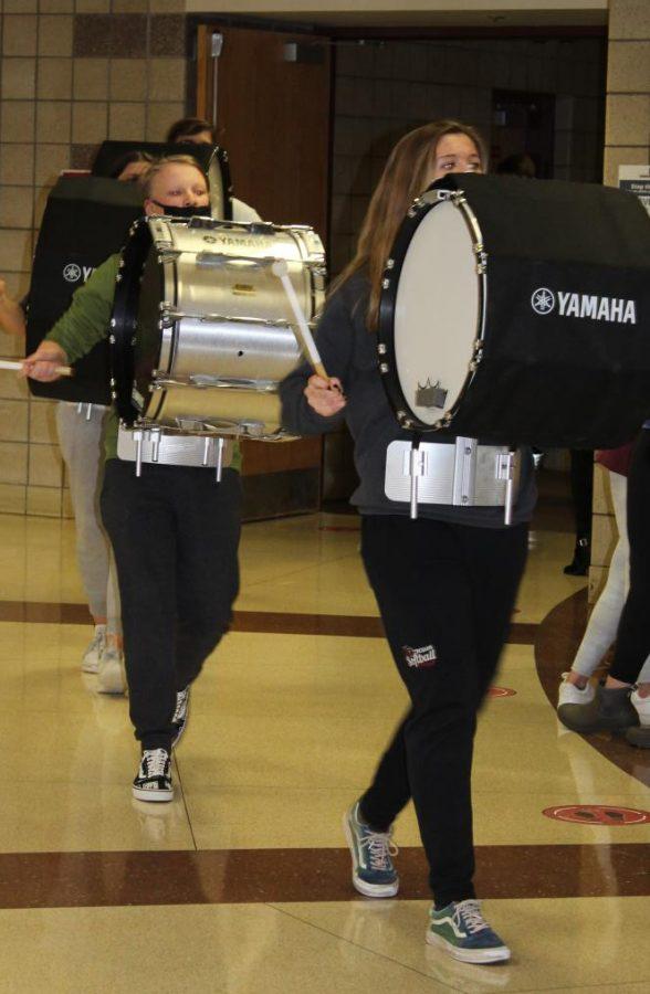NPHS Drumline