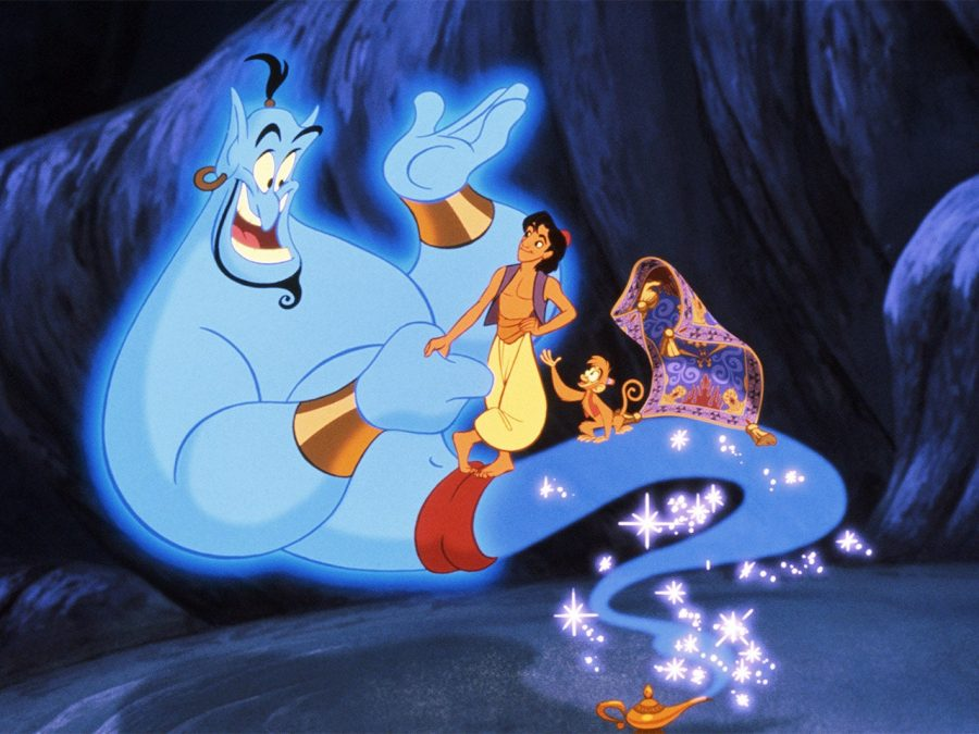 A whole new world: Disney classic movies