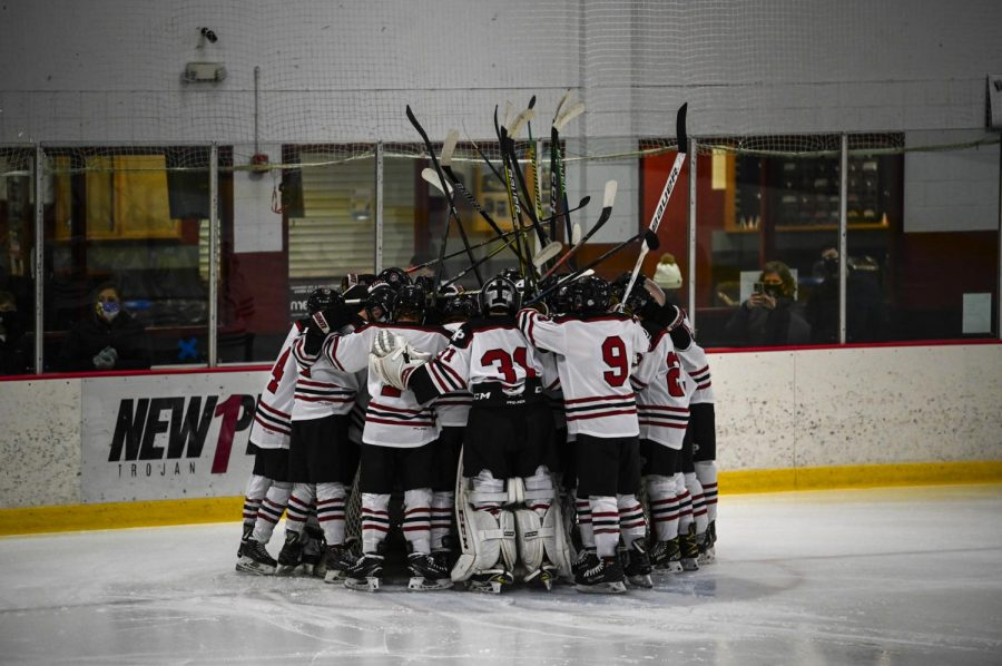 Boys hockey season wrap-up