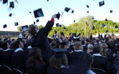 Class of 2021 enjoys traditional graduation ceremony