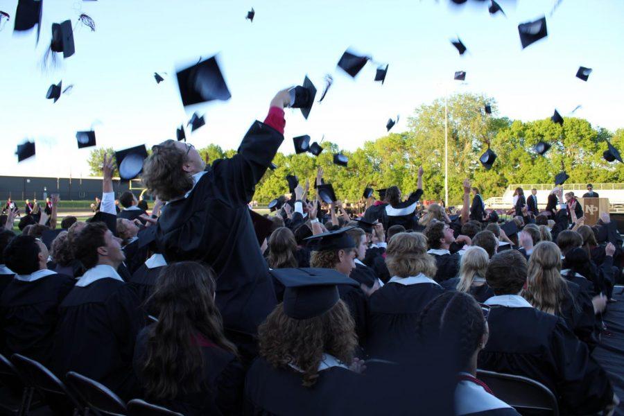 Class+of+2021+enjoys+traditional+graduation+ceremony