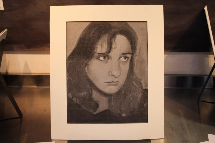 Self Portrait by Rileigh Lemke - Superior Rating