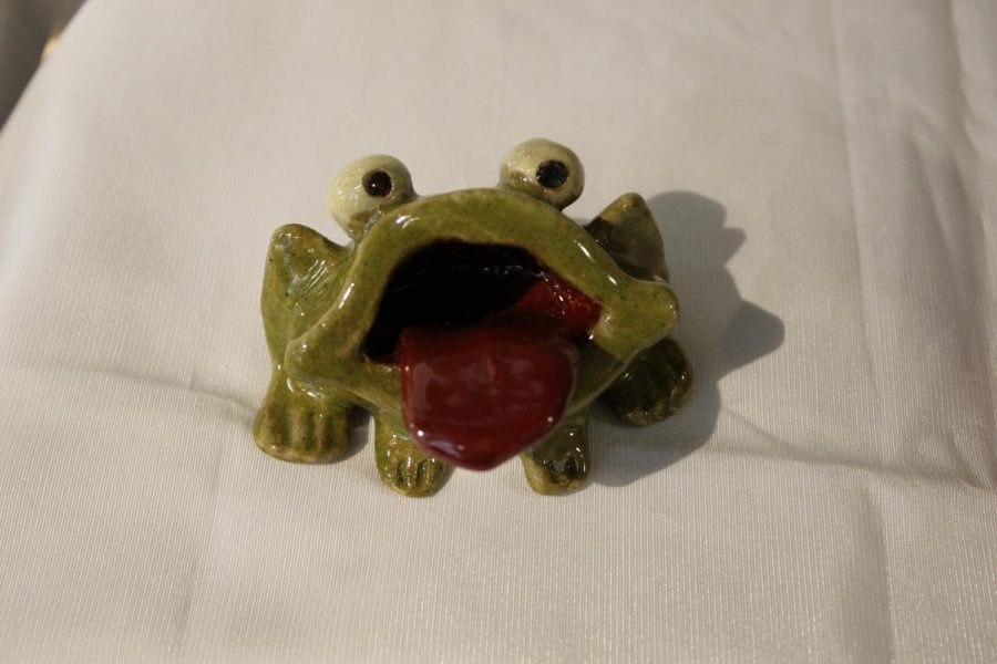 Froggie by Olivia Miller - Superior Rating