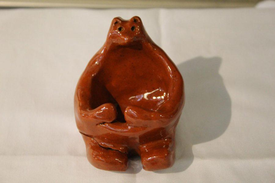 Cuddle Bear by Elsie Schaumburg - Excellent Rating