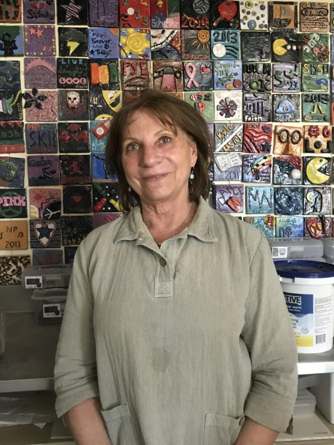 Prchal retires after 20 years teaching art at NPHS