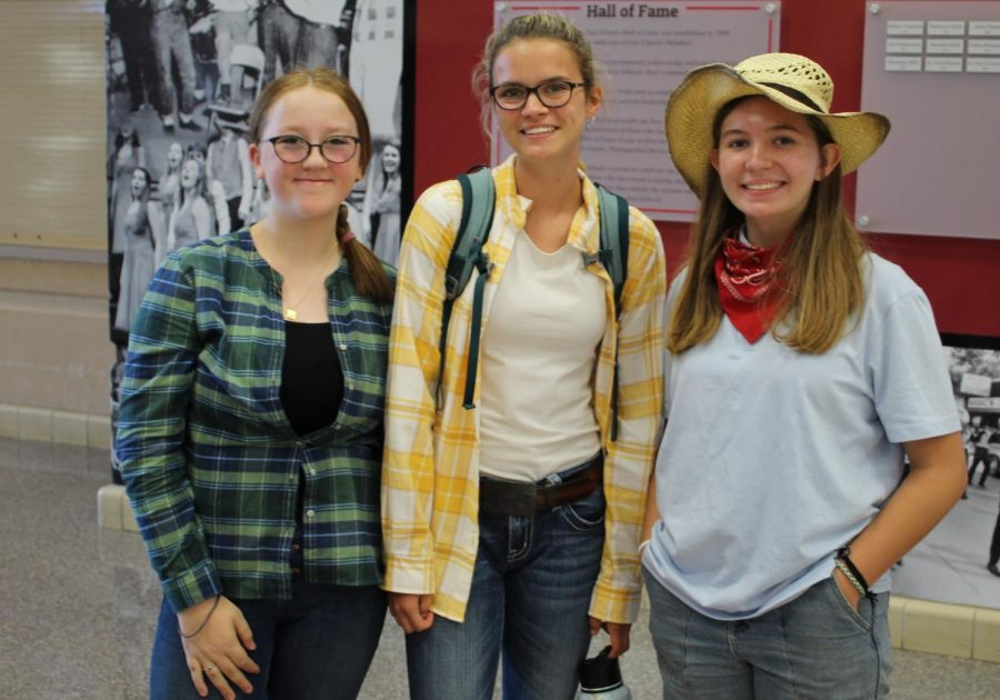 These juniors are ready for a rodeo.