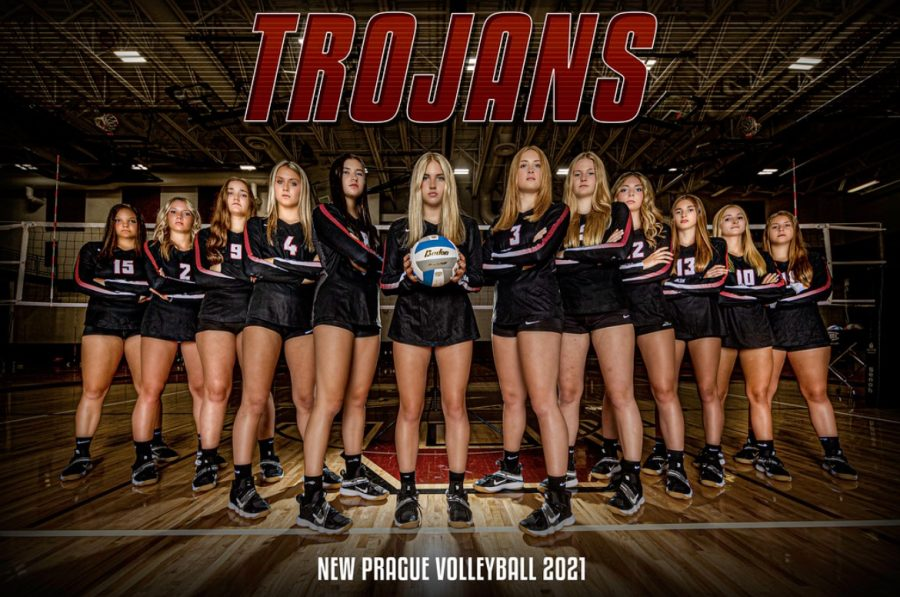 Trojan+volleyball+is+on+a+roll